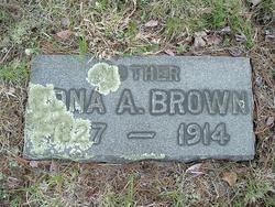 Edna A <i>Brown</i> Bagley