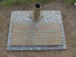 Billy Burl Thompson