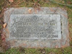 Chester Guise Bean