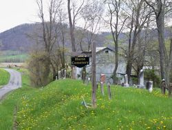 Hurst Cemetery #1