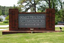 Catawba Springs Christian Church Cemetery