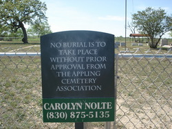 Appling Cemetery