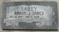 Aaron J Sabey