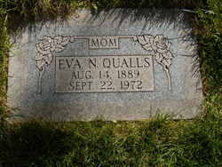 Martha Eva <i>Newcomer</i> Qualls