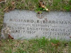 PFC Richard R. RICH Berryman