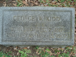 George Washington Kidd