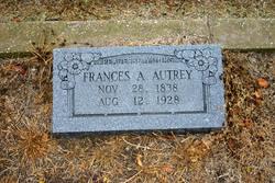 Frances Ann <i>Heflin</i> Autrey