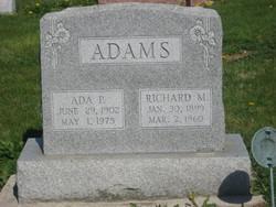 Ada P Adams