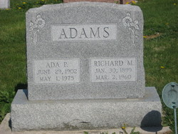 Richard M Adams