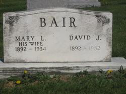 Mary L Bair