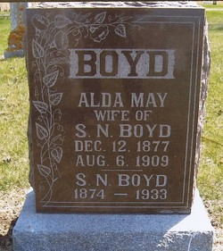 Alda May <i>Goltry</i> Boyd