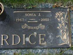 Sonia Juliet <i>Holter</i> Alderdice