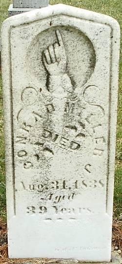Conrad Miller, Jr