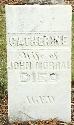 Catherine <i>Miller</i> Morral