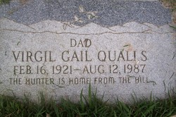 Virgil Gail Qualls