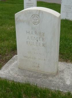 Harry Aemer Fuller
