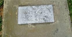 William F. Bill Califf