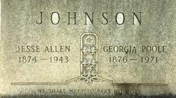 Jesse Allen Johnson