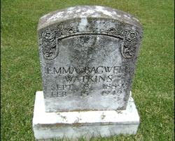 Emma Bagwell Watkins