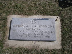Alphonse G. Ausdemore