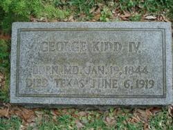 George Washington Kidd