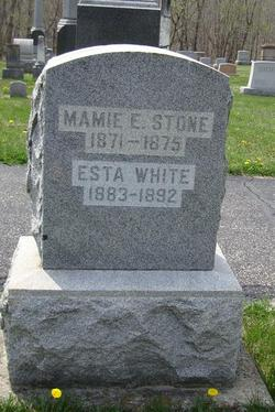 Mamie E Stone