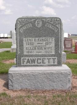 Sarah Ellen <i>Burr</i> Fawcett