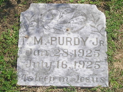 Thomas Matthews Purdy, Jr