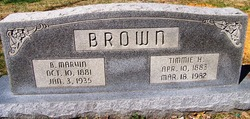 Timmie H. Brown
