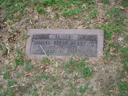 Samuel Reese Blake, III