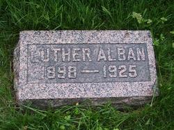 Luther Alban