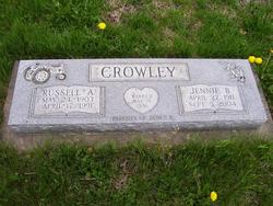 Jennie Bell <i>Freel</i> Crowley