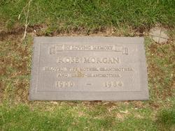 Rose <i>Fox</i> Morgan