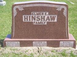 Elmer E. Hinshaw