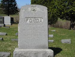 Margaret Cook <i>Fox</i> Fonda