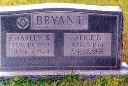 Georgie Alice <i>Farrar</i> Bryant