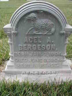 Acel A. Bergeson