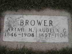 Audeca Etta Bowley <i>Gee</i> Brower
