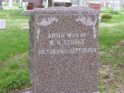 Anna <i>Schroder</i> George