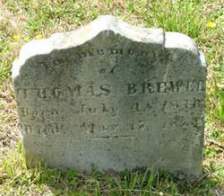 Thomas Brewer