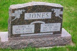 Doris E Jones