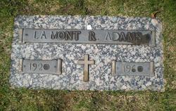 Lamont Reed Adams