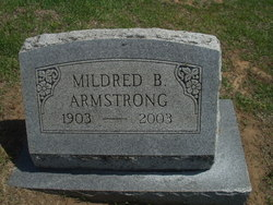 Mildred B. Armstrong