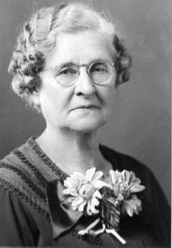 Minnie Crawford <i>Patterson</i> McKee