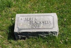 Albert K Blackwell