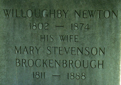 Willoughby Newton
