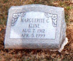 Marguerite C. <i>Huhn</i> Kline