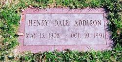 Henry Dale Addison