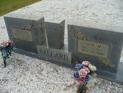 Susie M. <i>Dawson</i> Ballard