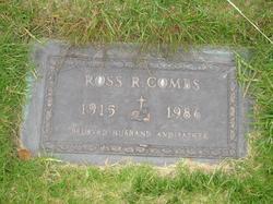 Ross R Combs